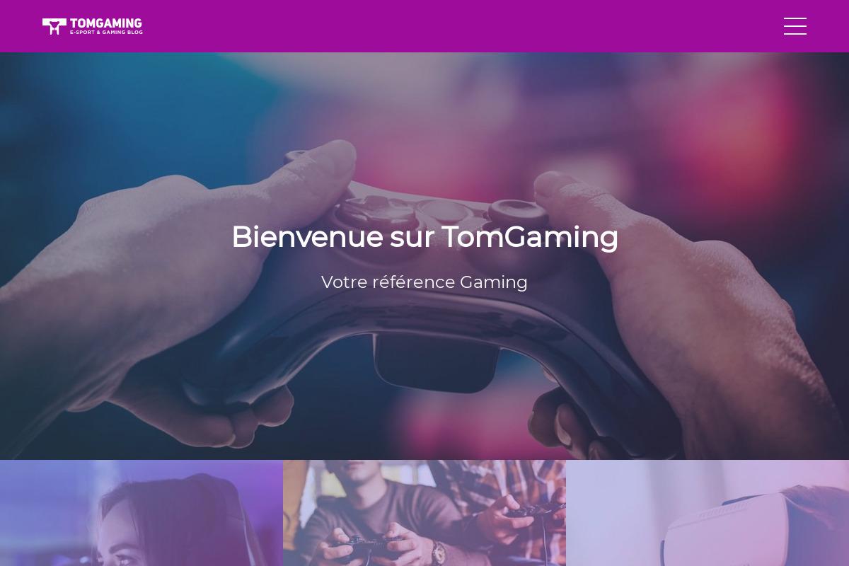 Présentation du design : Team e-sport