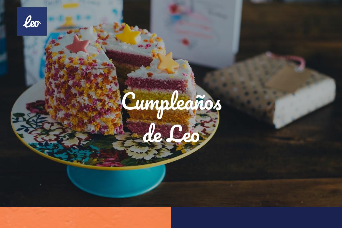 Presentación del diseño: Cumpleaños